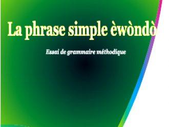 La phrase simple ewondo
