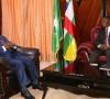 Communiqué conjoint relatif à la visite officielle du Secrétaire Exécutif du CERDOTOLA en République Centrafricaine