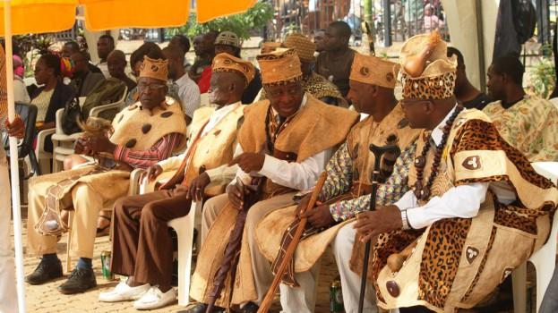 Le CERDOTOLA participe à la cérémonie d'ouverture de la deuxième édition du Festival Beti Be Nanga.