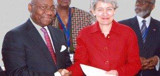 Cinq ans déjà : l'UNESCO et le CERDOTOLA se sont mis ensemble pour la promotion des cultures africaines