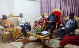 Le CERDOTOLA et le CICIBA en visite à l'Université Montesquieu d'Abidjan